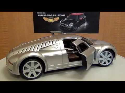 Audi Rosemeyer 1:18 Diecast review