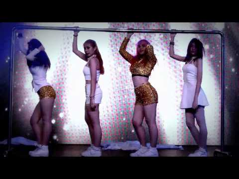"""""""missTarn+Mr.Tarn"""" cover """"1004(Angel)+Hush+Miniskirt+Heartbeat+Bad Girl Good Girl"""" @ """"Hello! Korea"""""""