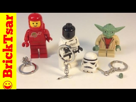 How To Remove Key Chain From LEGO LED Light Key Chains