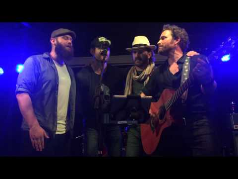 Wagon Wheel (performed by SPN Cast and Friends)