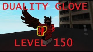 Roblox - Parkour I DUALITY GLOVE LIBERADA (LEVEL 150)