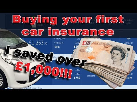 i-saved-over-£1,000-on-my-first-car-insurance---you-can-too-with-these-tips