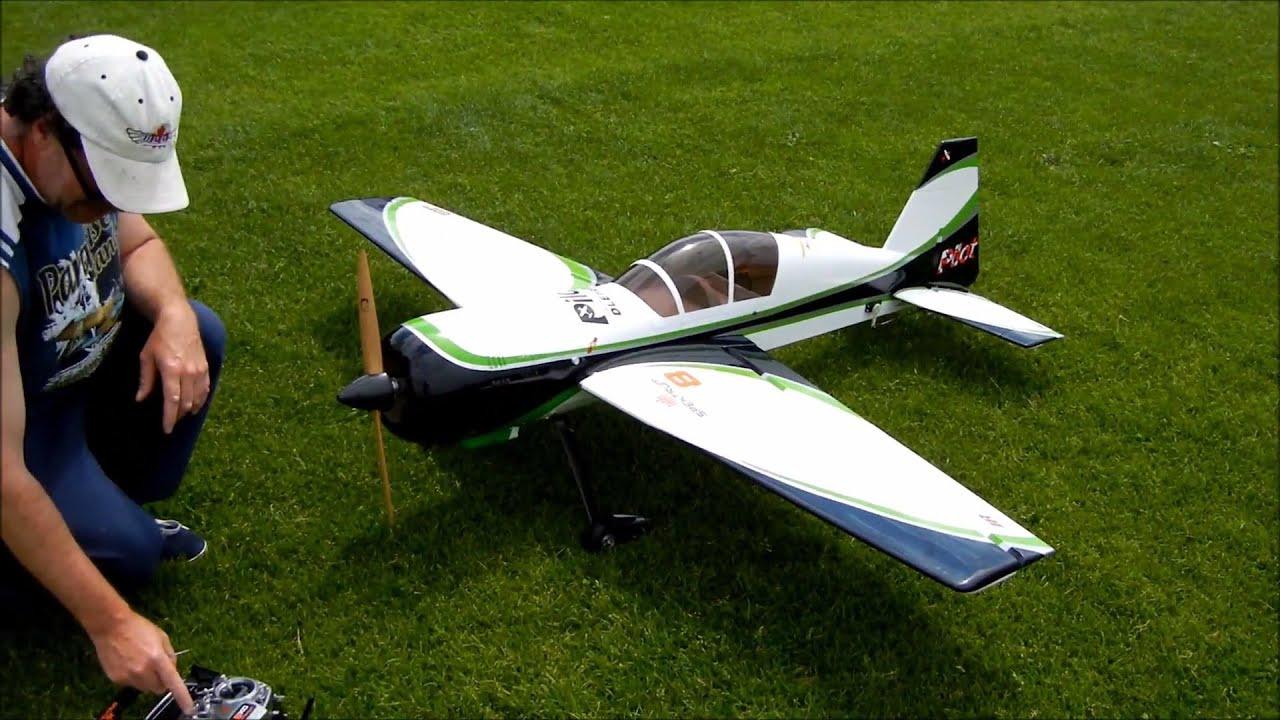 Dan's Chief Aircraft - Pilot RC Yak 54