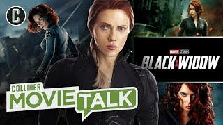 "Scarlett Johansson Says Black Widow Will Be ""Ugly, Real and Raw"" - Movie Talk"