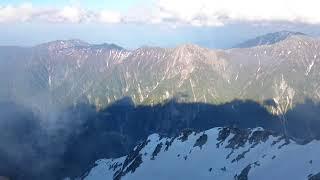 立山山頂雄山神社でのブロッケン現象です!
