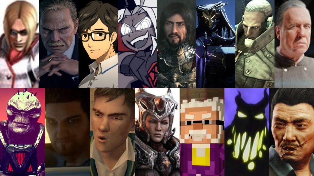Defeats of my favorite video game villains part 18