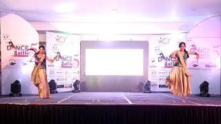 ANJAN & DRISHTI | Chogada Tara Dance Choreography | Dance Battle 5 | Wingz academy