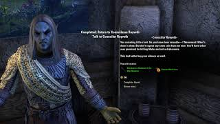 Elder Scrolls Online Summerset 4.3.10 PC  - Nightblade walkthrough 5 ► 1080p 60fps No commentary