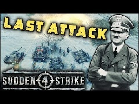 Sudden Strike 4 - Battle of Moscow 1941  Soviet vs Germany HD - 1080p 60fps - Sovieticos - Extras