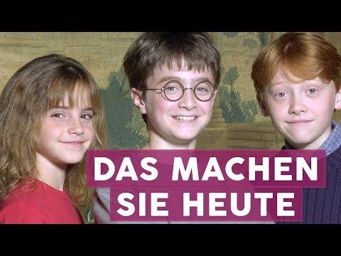 Harry Potter: Was machen die Schauspieler heute? ⚡🧙 | STARS