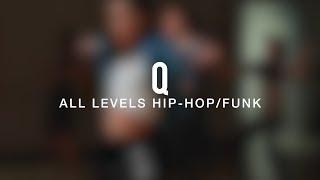 Q | Funky Flushin - Tatsuro Yamashita | Hip-Hop/Funk | #bdcnyc