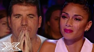 TOP 3 EMOTIONAL AUDITIONS From X Factor UK | X Factor Global thumbnail