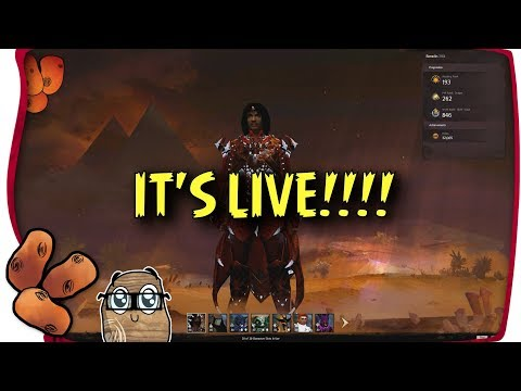 Thank You All For Watching | (Path of Fire Just Went LIIIIIVEE!!!!)