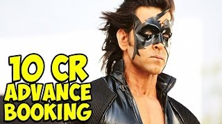 Krrish 3 makes Rs 10 Cr pre release business | Bollywood News