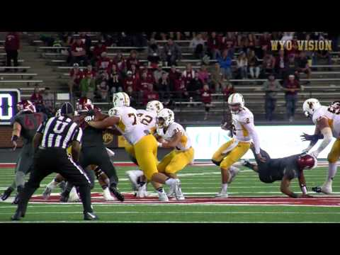 Inside Wyoming Football with Craig Bohl (9.24.15)