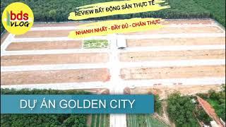 Toàn cảnh khu đô thị Phương Toàn Phát - Golden city | dự án sôi động bds binh duong nam 2021