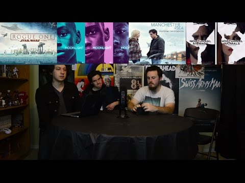 CDMS Ep. 5 - Rogue One, Moonlight, Manchester by the Sea, Nocturnal Animals