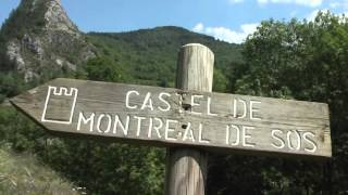 Vallée du Vicdessos Station Sport Nature du Montcalm