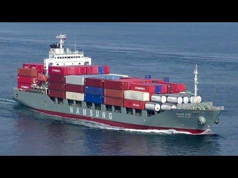 BOHAI STAR - NAMSUNG SHIPPING container ship