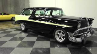 3010 ATL 1956 Chevy Nomad