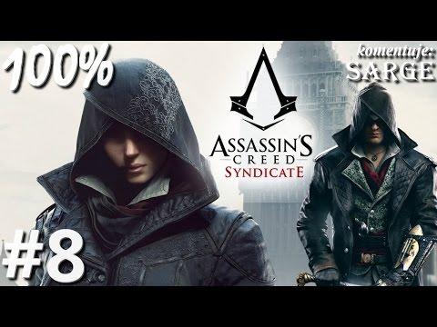 Zagrajmy w Assassin's Creed Syndicate (100%) odc. 8 - Pomoc dla A. Grahama Bella