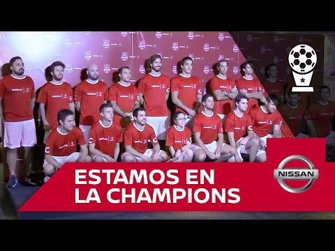 Los mejores momentos de Nissan y la UEFA Champions League