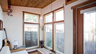 Airbnb - Tiny House Tour - Portland Oregon- Summer Trip - Eco-friendly - Going Green