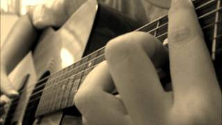 Beast/B2st - On rainy days (fingerstyle/solo guitar cover)