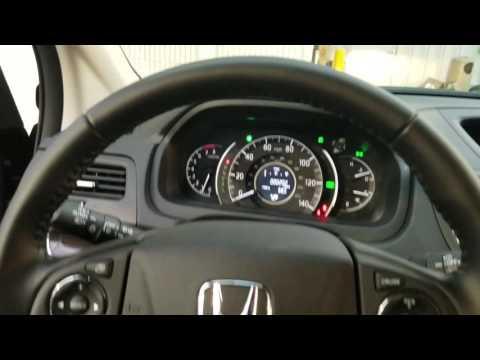 2016 Honda CR-V EX-L with Navi