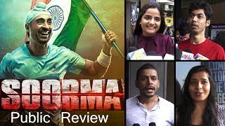 Soorma Public Review | Diljit Dosanjh| Tapsee Pannu