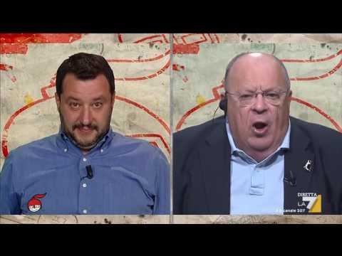 Matteo Salvini:  invidio alla Fornero la faccia tosta, Giuliano Cazzola: lei si dovrebbe vergognare
