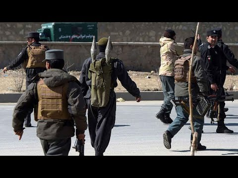 7 killed after Taliban storms police HQ in east Afghanistan