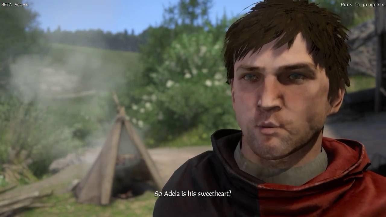 Kingdom Come Deliverance Beta Gameplay Walkthrough Part