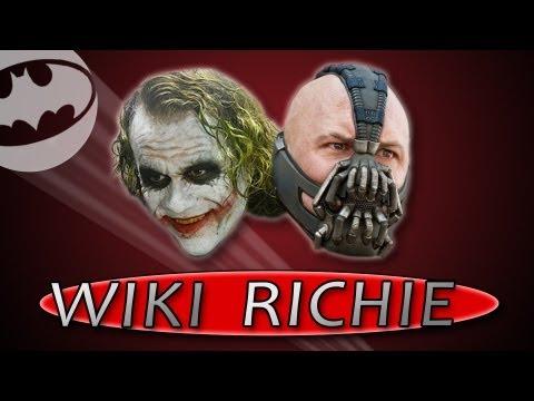 Wiki Richie - The Dark Knight Rises If Heath Ledger Was Alive - Richalvarez