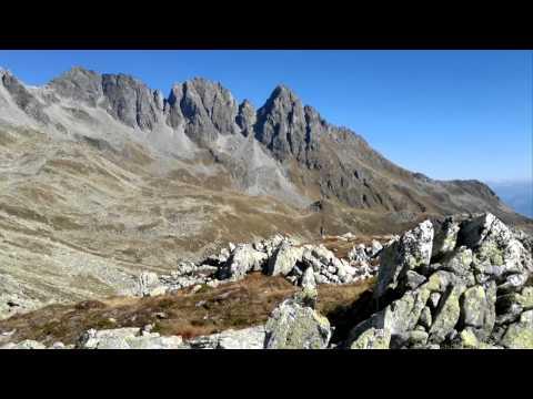 Lag Serein - Sumvitg/Somvix - 2/2 (Bergpanorama)