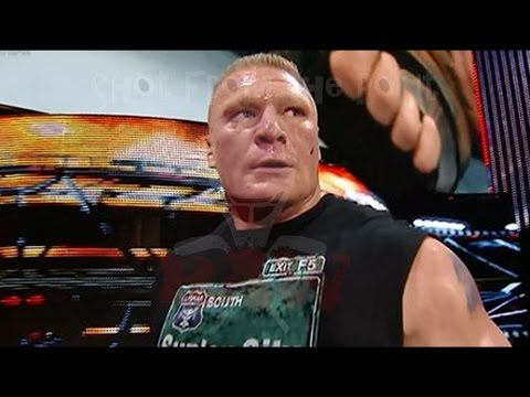 WWE RAW 1/11/2016 Review - Brock Lesnar Returns - New US Champ -