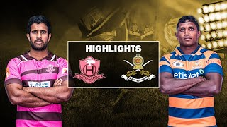 Match Highlights - Havelock SC v Army SC DRL 18/19 #2
