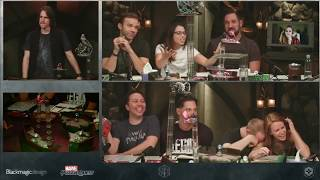 Critical Role - Sam Riegel Knows How to Pull a Long Con