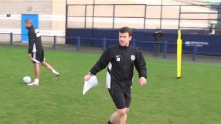Cover images Soccer Coaching Combination Play on the Wings Part 2 of 2
