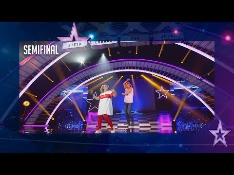 El Mensaje Feminista De La Loli Conquista Al Jurado | Semifinal 3 | Got Talent España 2018
