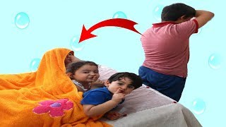 Elif Öykü , Masal and Cousins Hide and Seek Johny Johny Yes Papa Fun Pretend kid video