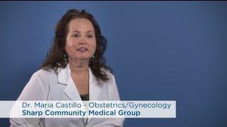 Dr. Maria Castillo, Obstetrics and Gynecology