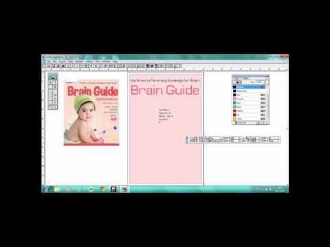 1สคธ1 ขั้นตอนการทำปกนิตยสารโดยใช้ Program Adobe Page Maker 7.0