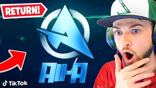 The *RETURN* of the Ali-A Intro...!?
