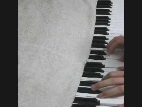 陶喆 - 爱很简单 (钢琴简单版) piano by Gaius