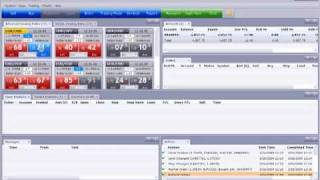 Explaining the Forex (Currency) Demo Trading Station