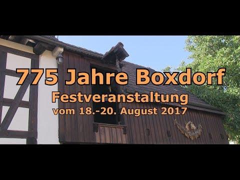 775 Jahre Boxdorf (Sachsen)