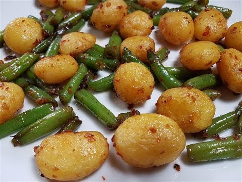 Surinamese french beans recipe vegetarian recipes youtube surinamese french beans recipe vegetarian recipes forumfinder Images