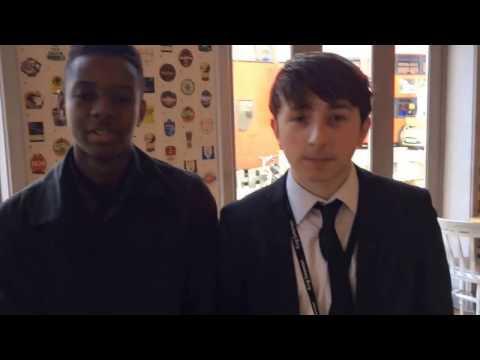 King Solomon media students champion Barkingside High Street