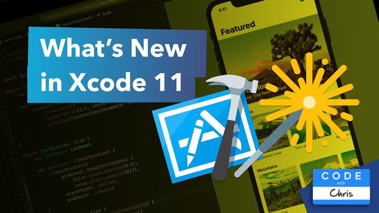 What's New in Xcode 11?